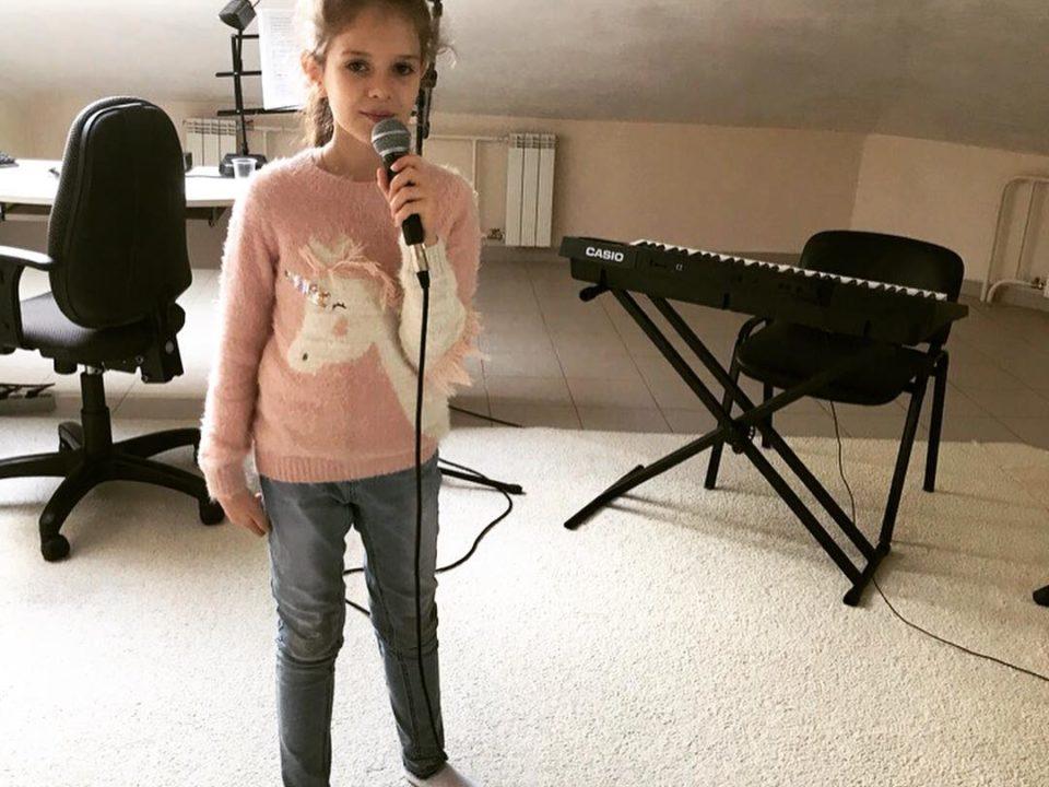 Уроки вокала для детей в Ижевске