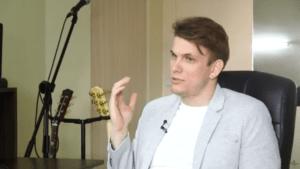 В гостях у Максима Макарова — основателя Лаборатории звука